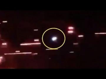 Иранские военные обстреляли быстро движущийся НЛО вблизи пакистанской границы