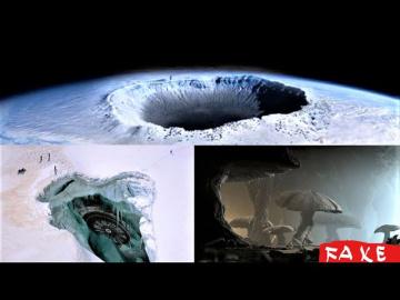 Полая Земля или просто Теория Полой Земли