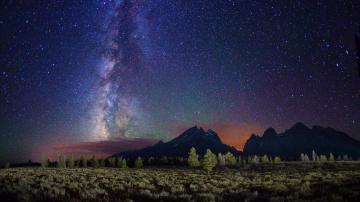 В глубинах Млечного пути. National Geographic