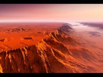 Марсианские хроники. Документальный проект