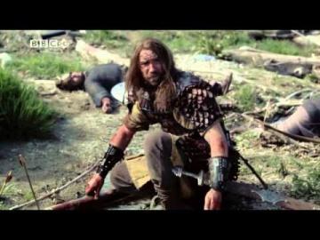Аттила - Вождь Гуннов. Великие воины.