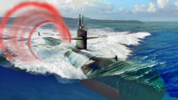 Телепортация подводной лодки США