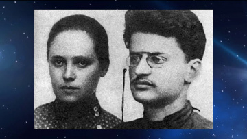 Любимая дубинка Ленина - Лейба Троцкий