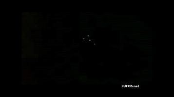 Видео НЛО над Детройтом