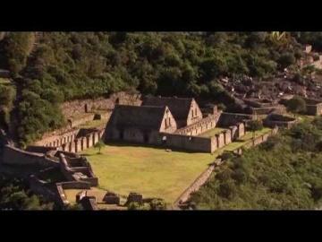 Наследие цивилизаций Чокекирао. Золотая колыбель империи инков
