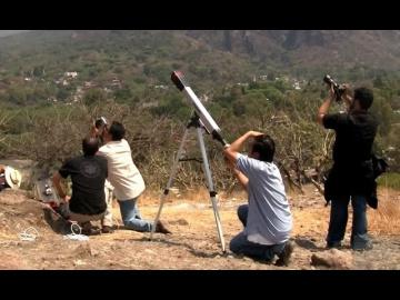 Видео НЛО в Мексике