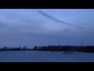 НЛО над Ладогой 1