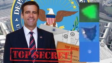 Пентагон признал НЛО реальным и готовит доклад в конгресс