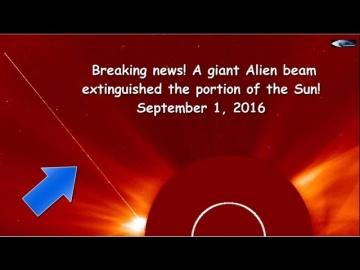 Солнечная аномалия 1 сентября 2016