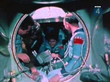 Эта долгая дорога в космосе. Документальный фильм 1983 года про космос