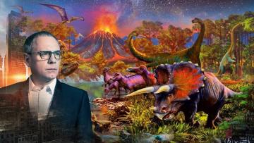 Парк Юрского периода. Самые шокирующие гипотезы (01.09.2020)