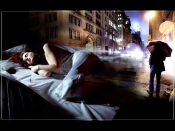 Когда снятся вещие сны. Путешествие во сне. Секретные территории.