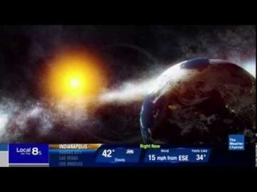 Крайности космической погоды. 1 серия. Венера