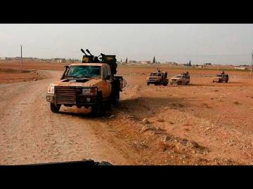 США в Сирии. Остаться любой ценой! Теория Заговора