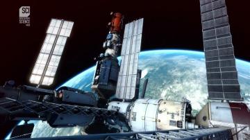 Космические ЧП. Пожар на орбитальной станции «Мир». 1 серия