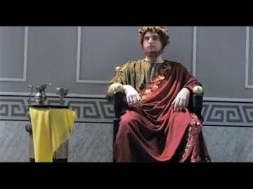 Безумные римские императоры 1/2 Калигула и Нерон