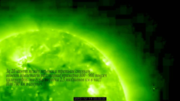 Гигантские НЛО у Солнца. Фильм-расследование