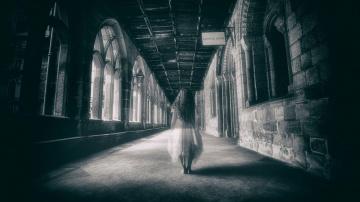 Призрак девочки в Мехико