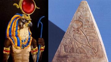Кем был бог Ра, на которого работал Хеопс при строительстве египетских пирамид? Тайны пирамид