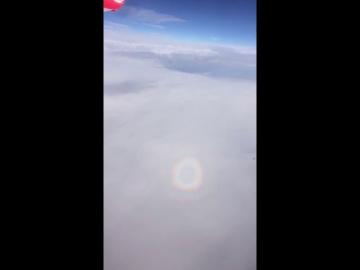 Загадочная сфера в небе над Турцией