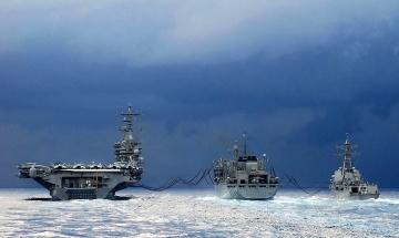 Антарктида. Кто напал на Советских полярников и атаковал Американскую эскадру. Операция НЛО