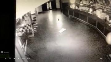 Бунт полтергейста в британском клубе