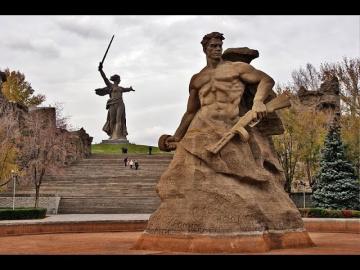 Неизвестный Сталинград. История о забытых битвах.....