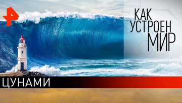 """Цунами. «Как устроен мир"""" с Тимофеем Баженовым (06.03.2020)"""