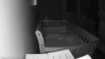Пролетающий плазмоид, разбудил младенца