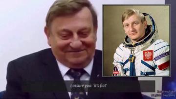 Признание космонавтов. Земля под куполом