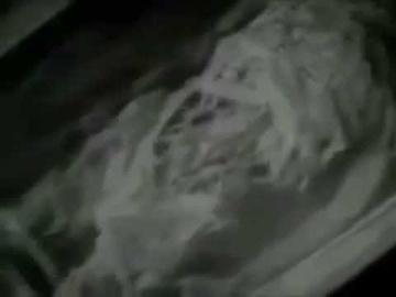 Мумия пришельца на видео КГБ 1961 года