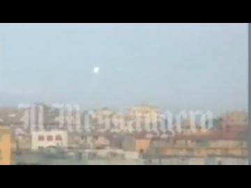 НЛО над Ватиканом