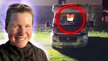 Жутко: кто спал в машине пропавшей женщины? Загадочное исчезновение Esther Dingley