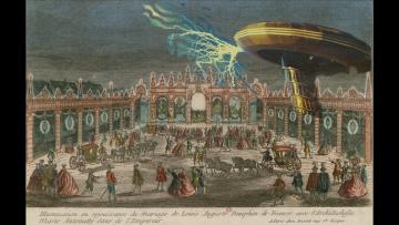 Загадочные технологии освещения 19 века, о чем забыли историки
