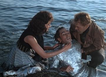 Человек амфибия (1984)