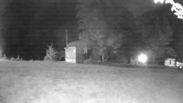 В Калифорнии камера наблюдения сняла инопланетянина