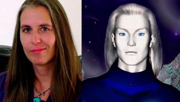 Контакт Мириам Деликадо с Нордическими пришельцами