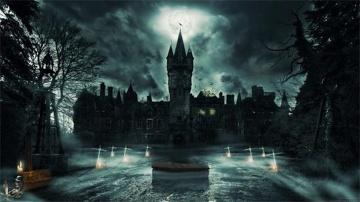 Замки с привидениями Англия