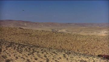 Наблюдение НЛО возле Зоны 51