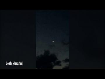 Видео НЛО в Новой Зеландии