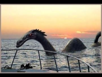 Крымские монстры. Морские чудовища Чёрного моря. Земля. Территория загадок