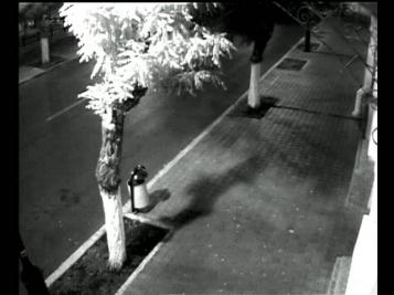 Видео привидение в Астрахани