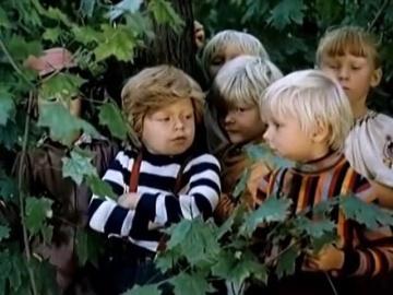 Незнайка с нашего двора / 2 серия (1983)