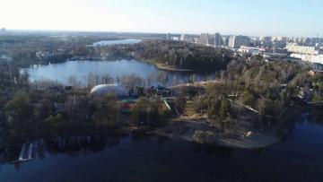 Петербург послепотопный и экскурсия на гору богов