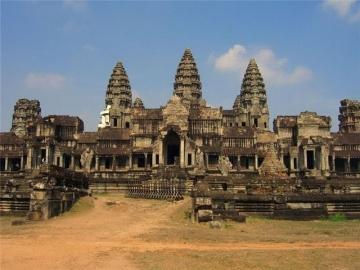 Величайшие археологические сокровища мира. Тайны заброшенных храмов Камбоджи.