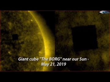 Гигантский куб возле нашего Солнца - 21 мая 2019