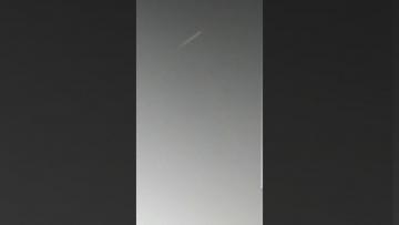 НЛО выстрелил по самолету в небе над Мичиганом