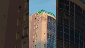 Химтрейлы. Новосибирск 21.10. 2020. Новая корпорация СДЭК
