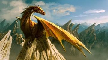 Мир драконов: Ожившая фантазия