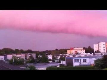 Техногенное облако в 2012 году. Цветовая палитра